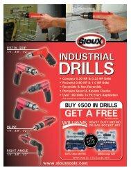 Promo flyer $500 Drills_6-30-10 copy - Sioux Tools