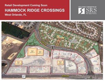 HAMMOCK RIDGE CROSSINGS - SRS Real Estate Partners