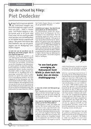 Piet Dedecker.pdf - Natuurpunt Gent