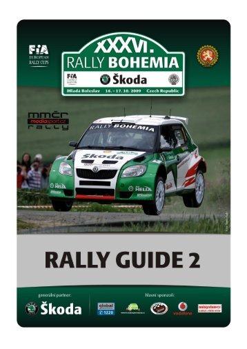 Rally Guide 2 - Rally Bohemia