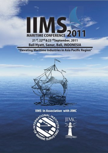 IIMS2011 - Maritime Law Association of Australia and New Zealand