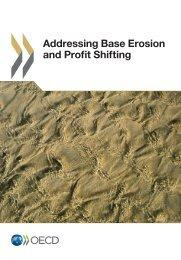 Addressing Base Erosion and Profit Shifting