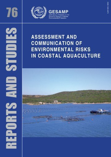 assessment and communication of environmental risks in ... - FAO.org