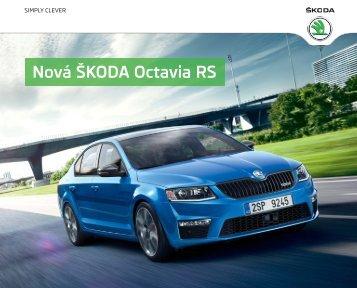 ÅkodaOctavia RS - Auto Jarov