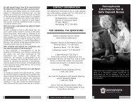 Brochure - Pennsylvania Inheritance Tax & Safety ... - Greene County