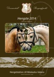 Download - Hengst Pony Dressur Jill Mieleszko