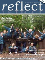 Cupcake Recipe - Reflect Magazine