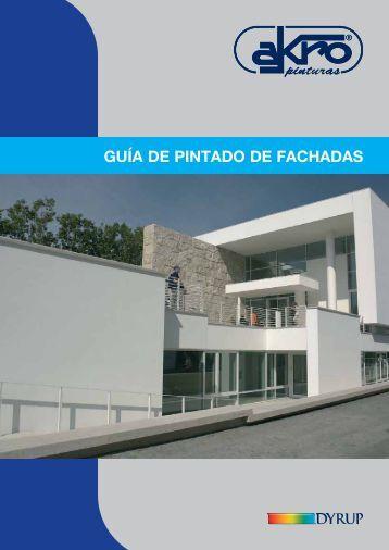 4. Ficha técnica Fachadas - MS Pinturas