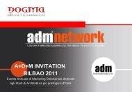 Bilbao 2011 - A+D+M Network