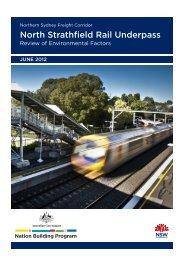 NSRU Final REF Executive Summary (pdf 2.6MB) - Transport for ...