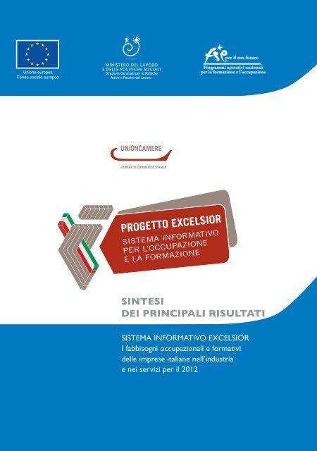 SINTESI DEI PRINCIPALI RISULTATI - Unioncamere Campania