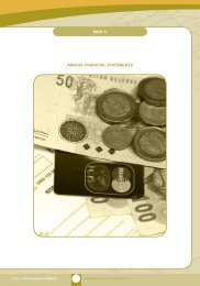 Financial Statements - Department of International Relations and ...