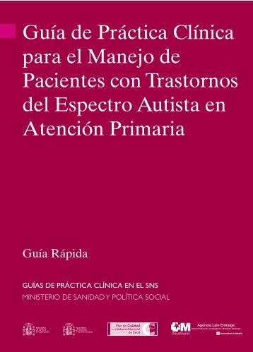 Guía Rápida (PDF, 363 Kb) - GuíaSalud