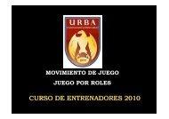 (CER 2010) - Clase7-Movimiento del juego - URBA