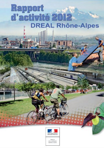 Rapport d'activités 2012 - DREAL Rhône-Alpes - Ministère du ...