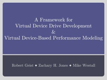 Virtual Lab for CPSC 822