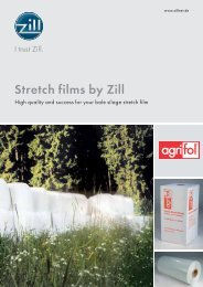 Stretch films by Zill - Zill GmbH & Co. KG