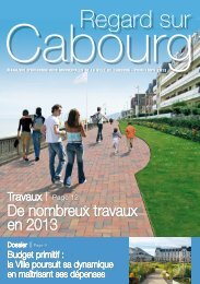 Regard sur - Cabourg