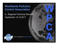 Using Dry Sorbent Injection to Meet the Utility MACT - Wpca.info