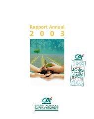 Rapport Annuel CA003 pdf.xp (Page 3) - Crédit Agricole Alpes ...