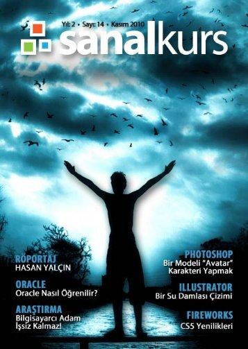 54- Sanalkurs- Adlı dergi sayi-14 - Nar Sanat