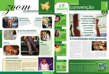 convenção - Unimed do Brasil