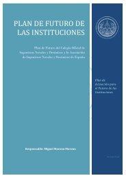 Plan de desarrollo de Redes Sociales - Colegio Oficial de ...