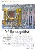 Sonderdruck - Blank-Logistik - Seite 2