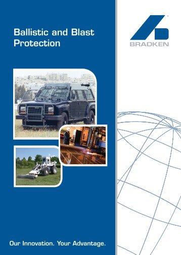 Ballistic and Blast Protection - Bradken