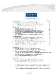 August 2004 e-Bulletin (.pdf) - Pacific Rim Advisory Council (PRAC)