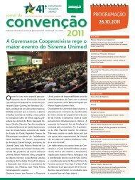 Bem vindos ao maior evento do Sistema Unimed - Unimed do Brasil