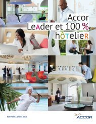 Accor Leder et 100 % h