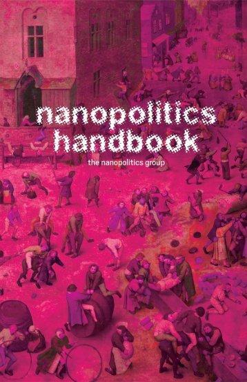 nanopolitics handbook - Minor Compositions