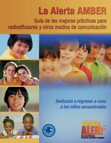 La Alerta AMBER Guía de las mejores prácticas para ... - NCJTC