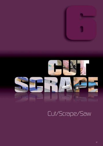 Cut/Scrape/Saw - Industrial and Bearing Supplies
