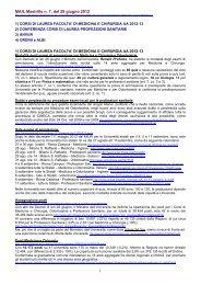 1 MAIL Mastrillo n. 7, del 29 giugno 2012 - AITN