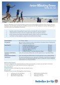 Junior Officiating Course - Surf Life Saving Australia - Page 2