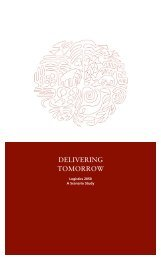 Logistics 2050 A Scenario Study