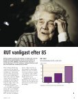 Fördubbling av hushåll med RUT-avdrag - Statistiska centralbyrån - Page 3