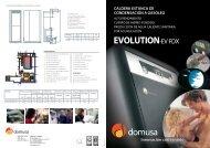 croquis de medidas evolution ev 30 fdx - Reformas y Rehabilitaciones