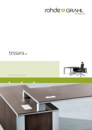 Broschüre Tessara