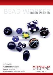 Perlenbrenner Katalog - Arnold Gruppe