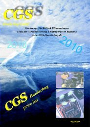 an schug H d pr ist ice l - CPS-Handschug GmbH
