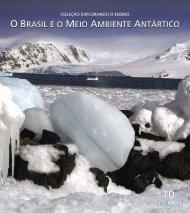 Realizações/Accomplishments - Antártica - Inpe
