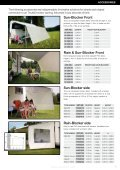 Awning Accessories - Motorcaravanning.co.uk - Page 2