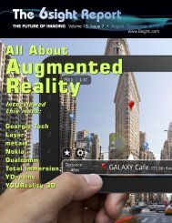 September 2010 6sight - 6sight Report