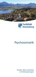 Psychosomatik - Extern.fachklinik-enzensberg.de