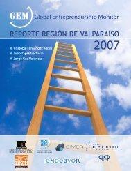 reporte región de valparaíso - Facultad de Economía y Negocios ...
