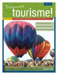 TOURISM-MagazineV2N2_2011.qxp:Document 1 - Tourisme Québec