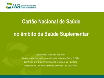 Modelo de Apresentação - Unimed do Brasil
